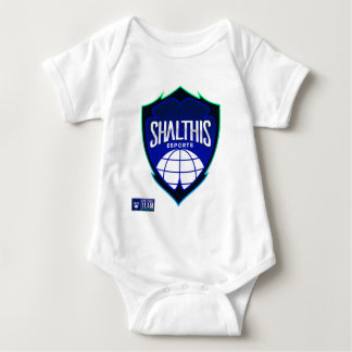 Official Baby Shalthis Esports One-Piece Baby Bodysuit