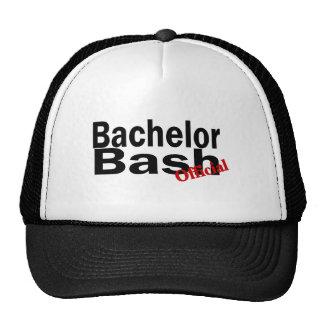 Official Bachelor Bash Trucker Hat