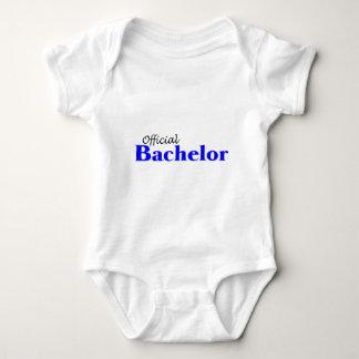 Official Bachelor (Blu) Baby Bodysuit
