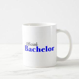 Official Bachelor Coffee Mugs