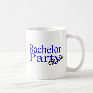 Official Bachelor Party Mugs