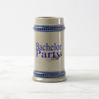 Official Bachelor Party Mug