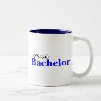 Official Bachelor Two-Tone Coffee Mug
