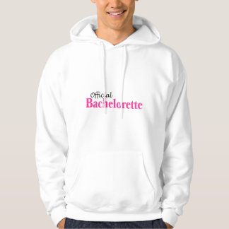 Official Bachelorette (Pink) Hoodie