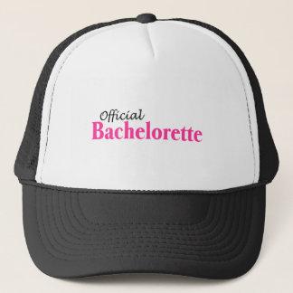 Official Bachelorette (Pink) Trucker Hat