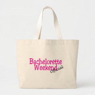 Official Bachelorette Weekend Tote Bags