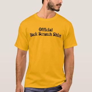 Official Back Scratch Shirt