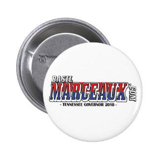 OFFICIAL Basil Marceaux.com campaign button