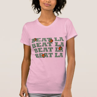 OFFICIAL BEAT LA Mesh-Look BASKETBALL GEAR T Shirts