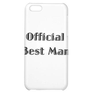Official Best Man iPhone 5C Case