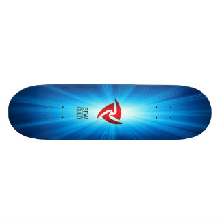 OFFICIAL BFW GUILD Skateboard Deck