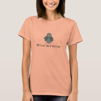 Official Bird Watcher T-Shirt