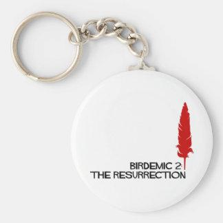 Official Birdemic 2: The Resurrection Gear Basic Round Button Keychain