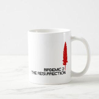 Official Birdemic 2: The Resurrection Gear Classic White Coffee Mug