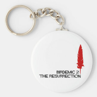 Official Birdemic 2: The Resurrection Gear Keychain