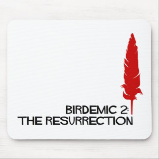 Official Birdemic 2: The Resurrection Gear Mouse Pad