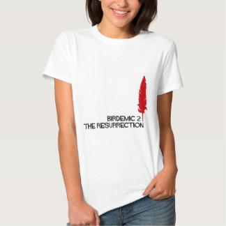 Official Birdemic 2: The Resurrection Gear Tee Shirt