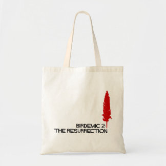 Official Birdemic 2: The Resurrection Gear Tote Bag