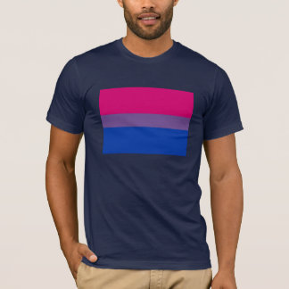 OFFICIAL BISEXUAL PRIDE FLAG T-Shirt