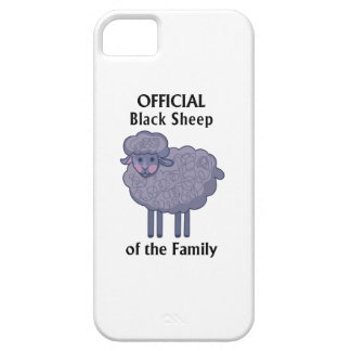 Official Black Sheep Of The Family iPhone 5 Case