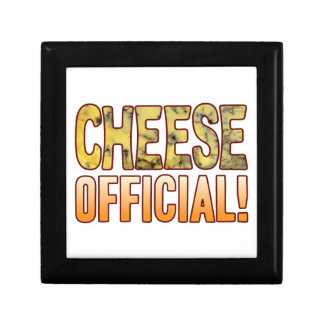 Official Blue Cheese Jewelry Box