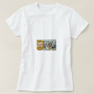 Official Boss of the Living Dead Apparel T-Shirt