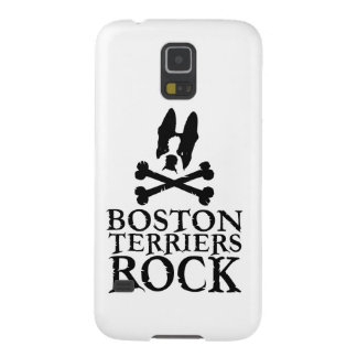Official Boston Terriers Rock Merch Case For Galaxy S5