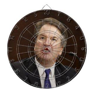 Official Brett Kavanaugh Dart Board