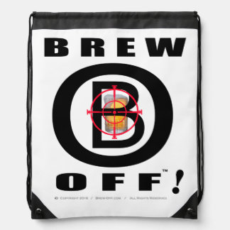 Official Brew-Off(tm) Drawstring Backpack