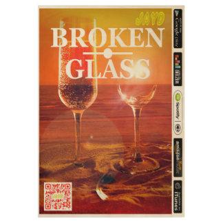 Official 'Broken Glass' Poster