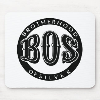 Official Brotherhood of Silver Fanatic Product Mouse Pad