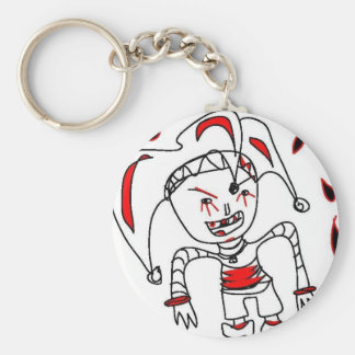 Official Brutal Merch Keychain