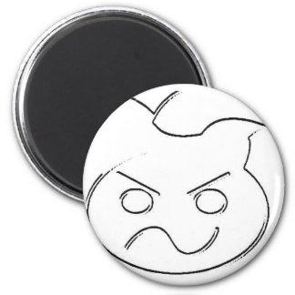 Official Brutal Merch Magnet