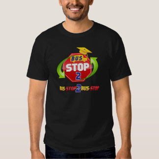 Official Bus-stop 2 Bus-stop Merchandise T Shirt