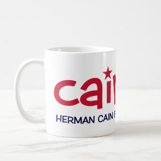 """Official """"Cainiac"""" Coffee Mug"""