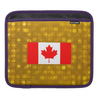 Official Canadian Flag Sleeve For iPads