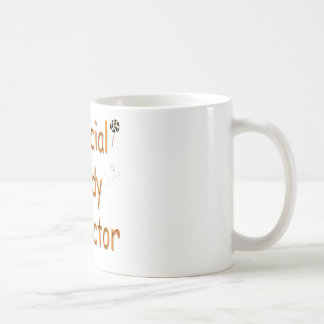 Official Candy Inspector Coffee Mugs