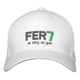 Official cap Fer7.ca Premium Embroidered Baseball Caps