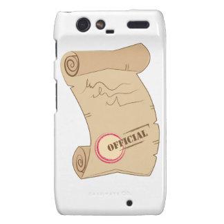 Official Motorola Droid RAZR Cases