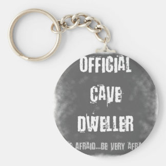 Official Cave Dwellers Keychain
