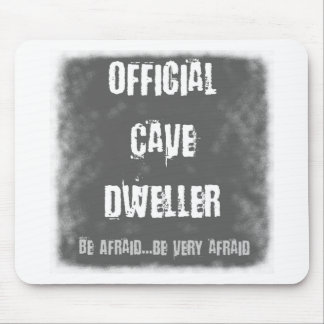 Official Cave Dwellers Mouse Pad