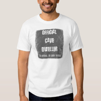 Official Cave Dwellers Shirt