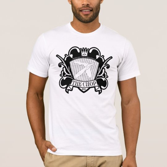 Official Chop Membership Crest - South Florida T-Shirt