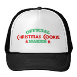 Official Christmas Cookie Maker Mesh Hat