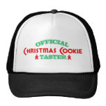 Official Christmas Cookie Taster Hat