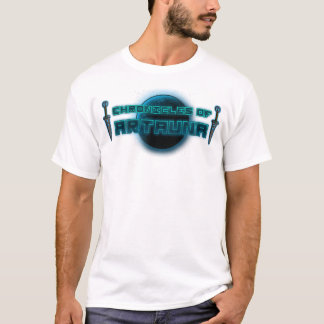 Official Chronicles Of Artauna T - Shirt