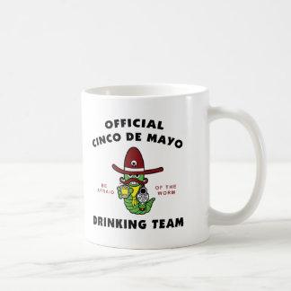 Official Cinco de Mayo Drinking Team Coffee Mugs