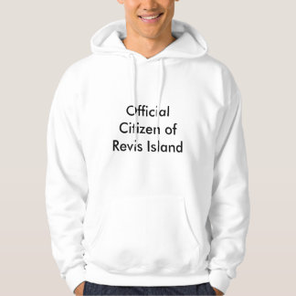 Official Citizen of Revis Island Hoodie