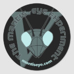 Official Classic Mantis-Eye Experiment Stickers