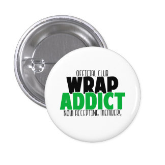 Official Club - Wrap Addict Button